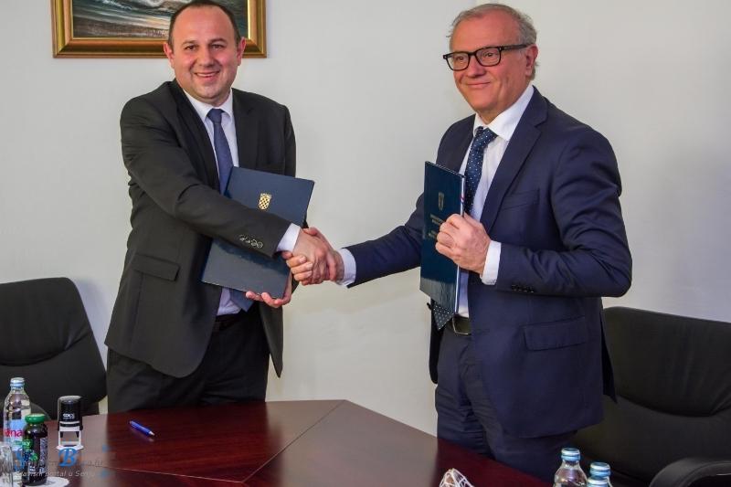 Ministar pravosuđa Bošnjaković u Senju