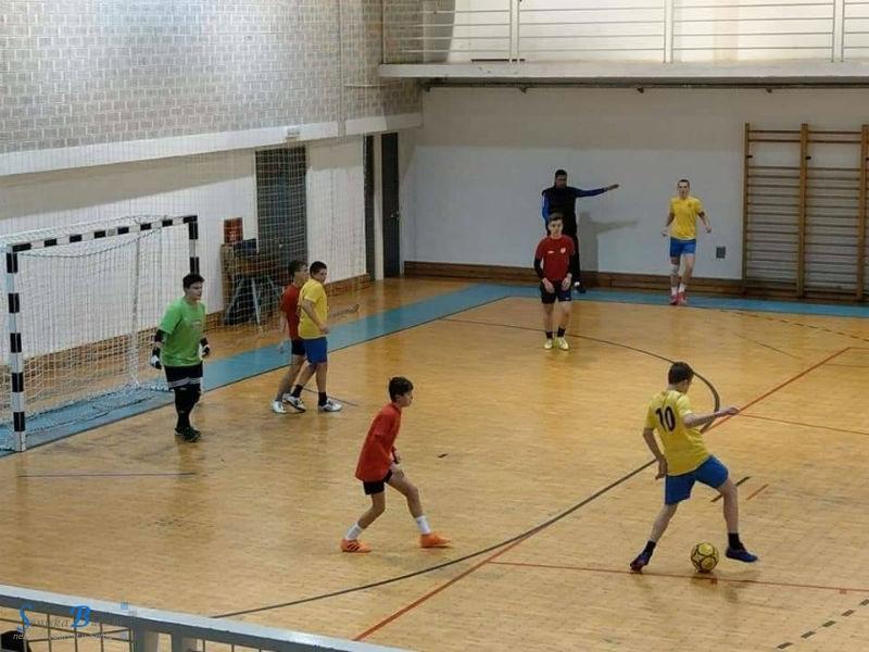 Najmlađi sportaši ZMNL Senj 2019. uspješno prema završnici!