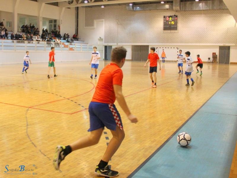 Senjski mali nogomet ovoga vikenda preuzimaju najmlađi sportaši!