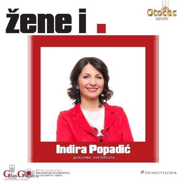 Predstavljamo sudionice ŽeneITočka: Indira Popadić