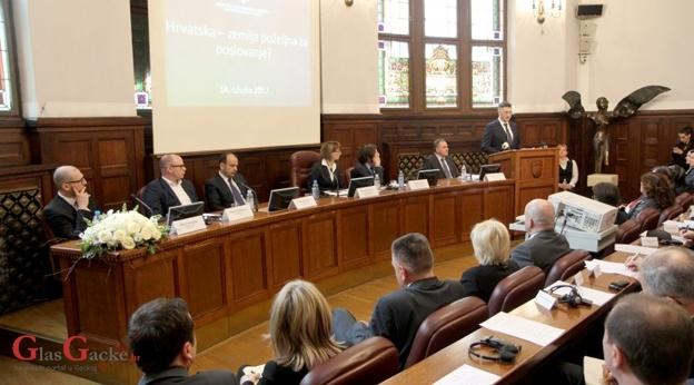 3. konferencija HGK o poslovnoj klimi u Hrvatskoj