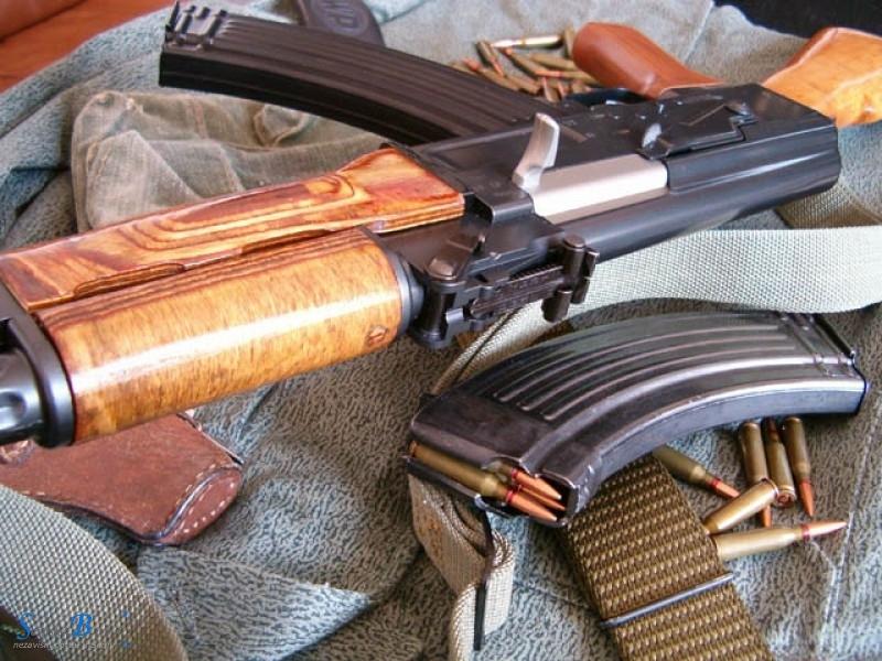 Dragovoljna predaja oružja i streljiva