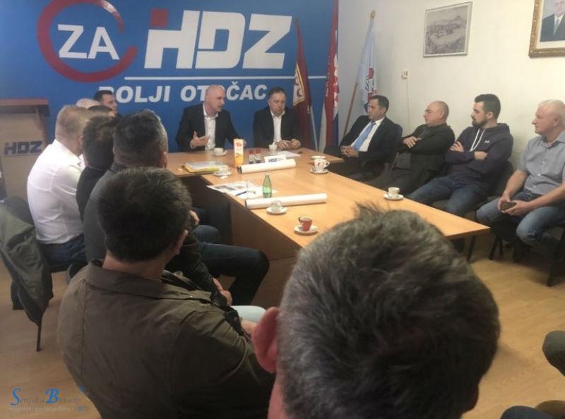 Ministar Tolušić: pomoći ću da Otočcu vratimo ispostavu Agencije za plaćanje u poljoprivredi