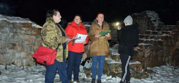 50 poema za snijeg - sinoć na Fortici