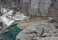 Zbog vjetrušine privremeno zatvoren NP Plitvička jezera