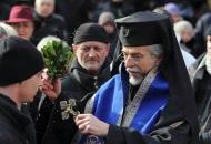 Poziv na sv. liturgiju Hrvatske pravoslavne crkve povodom Bogojavljenja