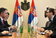 Pupovac na dočeku Putina u Beogradu