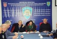 U Gospiću o Zakladi policijske solidarnosti