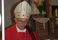 Vojni biskup Bogdan - misa za D. Tomljanovića Gavrana