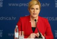 PREDSJEDNICA: Za dom je jedna od povijesnih varijanti hrvatskog pozdrava