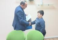 Senjski gradonačelnik primio Mateja Prpića
