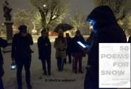 Pjesnički festival - na prvi dan snijega