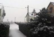Sniježi na Krasnu