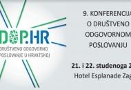 9. konferencija o društveno odgovornomu poslovanju