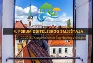 4. Forum obiteljskog smještaja - u Zagrebu