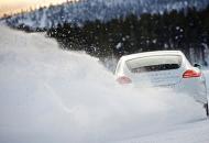 I pri ovakvima snježnim uvjetima - brza vožnja
