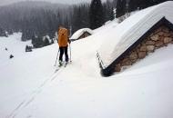 Na Lubenovcu još 2,5 m snijega
