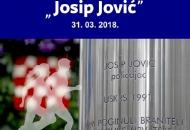 1. memorijalna utrka Josip Jović