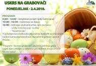 Uskršnja priča na Grabovači