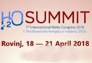 Međunarodni kongres voda - 18. do 21. travnja