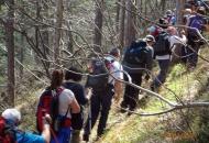 Proljetno pješačenje do Sijaseta