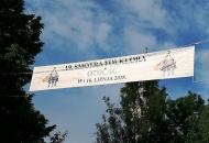S voljom i na vrijeme - postavljen baner za 19. smotru folklora u Otočcu