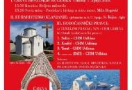 Hodočašće na Udbinu povodom prvog priznanja Hrvatske