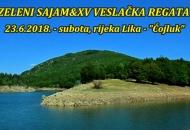 U Perušiću Veslačka regata i Zeleni sajam
