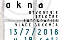 Prednajava - izložba fotografija V. Bukovca Kroz stara okna