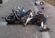 Kod Karlobaga poginuo motorist