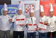 Dario Špehar - pobjednik ovogodišnjega Hrvatskoga kuharskoga kupa