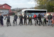 Biciklisti s Plitvica sve do Vukovara