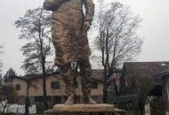 Dovršen spomenik Franji Tuđmanu