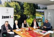 Predstavljena 3. međunarodna konferencija Žene i točka