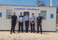Preventivne aktivnosti nastavljene na Zrću uz strane policijske službenike