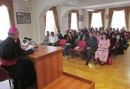 Biskupijski susret prosvjetnih djelatnika i vjeroučitelja