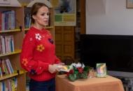 """U Gradskoj knjižnici Senj Josipa Pavičić Berardi predstavila knjigu """"Šest milimetara"""""""