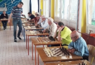 Šahovska simultanka velemajstora Roberta Zelčića