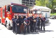Županijska vatrogasna zajednica ugostila kolege iz Malezije