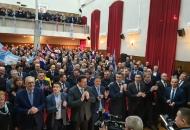 Na predstavljanju kandidata HDZ-ove koalicije u Gospiću predsjednik Vlade Andrej Plenković i 5 ministara