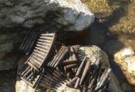 Ispod Kaluđerovačkog mosta pronađeno 5 bombi i 2.112 komada raznog streljiva