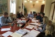 """Održan sastanak projektnog tima za Inkubator """"Ragan"""" u Novalji"""