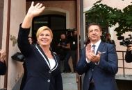 Predsjednica Kolinda Grabar-Kitarović danas u Gospiću