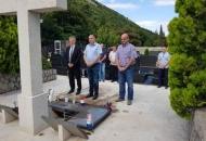 Polaganjem vijenca obilježen Dan državnosti Republike Hrvatske