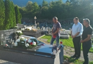 Udruga branitelja Uskok Senj i gradonačelnik grada Senja Sanjin Rukavina obilježili datume pogibije senjskih branitelja
