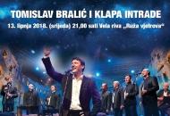 """Za blagdan sv.Antona koncert """"Klape Intrade"""" u Novalji"""