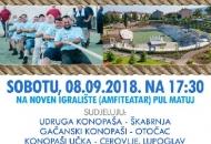 Gačanski konopaši u subotu na turniru u Matuljima
