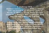 """""""U mom srcu si i duši, grade slavni, heroju moj"""" - Mjesec sjećanja na Vukovar u Senju"""