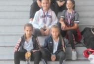 Mladim Senjkinjama tri prva i jedno drugo mjesto na taekwondo natjecanju u Ljubljani!