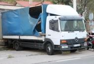 Senjski policajci zaustavili kamion krcat migrantima, izdale ih ruke koje su virile iz tovarnog prostora